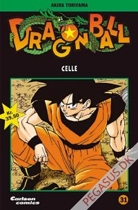 Dragonball 31: Celle