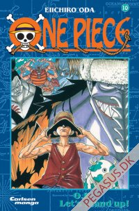 One Piece 10: Let's stand up!