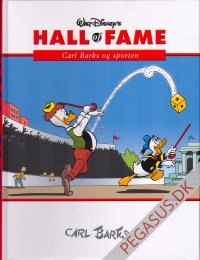 Walt Disney's Hall of Fame (18): Carl Barks og sporten bog 4