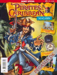 Pirates of the Caribbean magasin