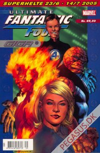 Giga 22: Ultimate Fantastic Four
