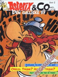 Asterix & Co. 1: Den galliske by