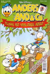 Anders And & Co. 2001 22