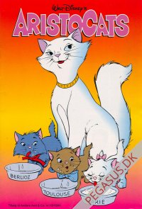 Anders And & Co. 1994 13x: Aristocats