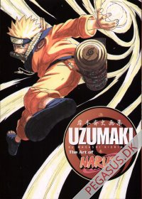Uzumaki. The art of Naruto