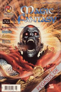 Magic fantasy 6