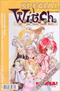 WITCH special: Manga!