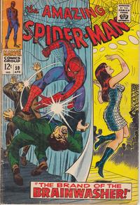 Amazing Spiderman (1963-1998) 59