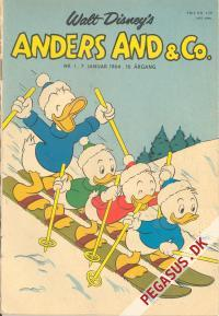 Anders And årgang 1964